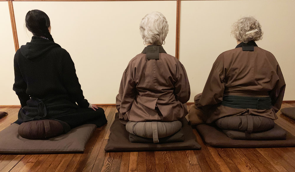 About - Find out more about the Cleveland Zazen Group, our schedule and practice.