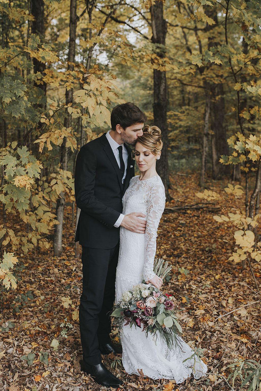 Vermont fall weddings