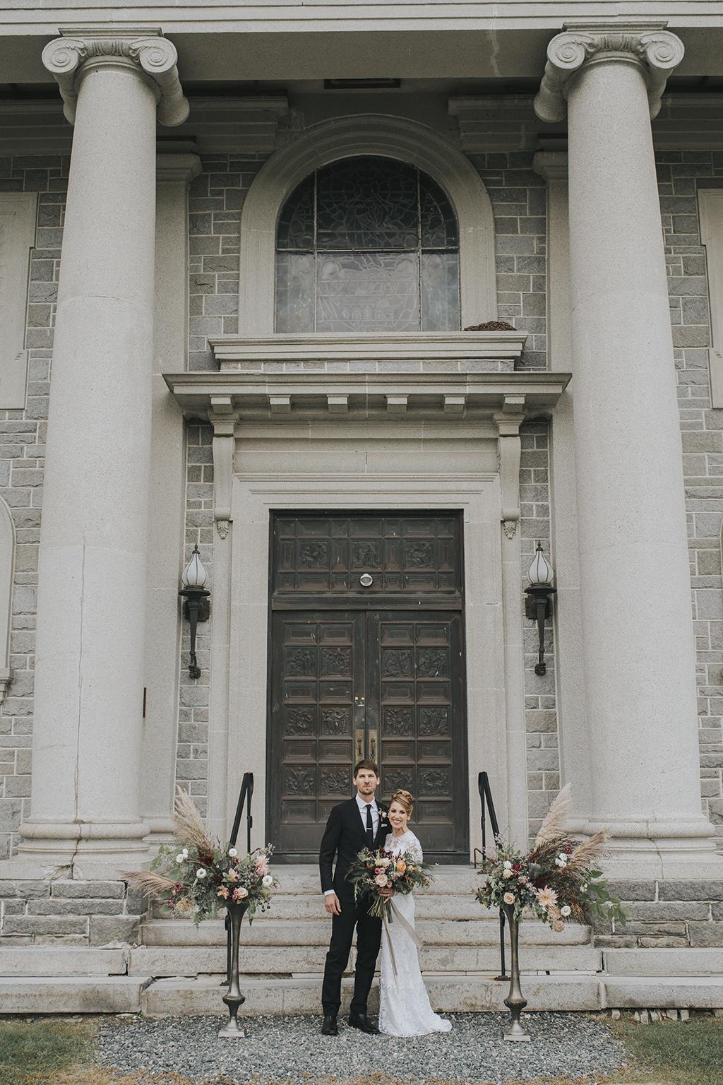 New Hampshire bride