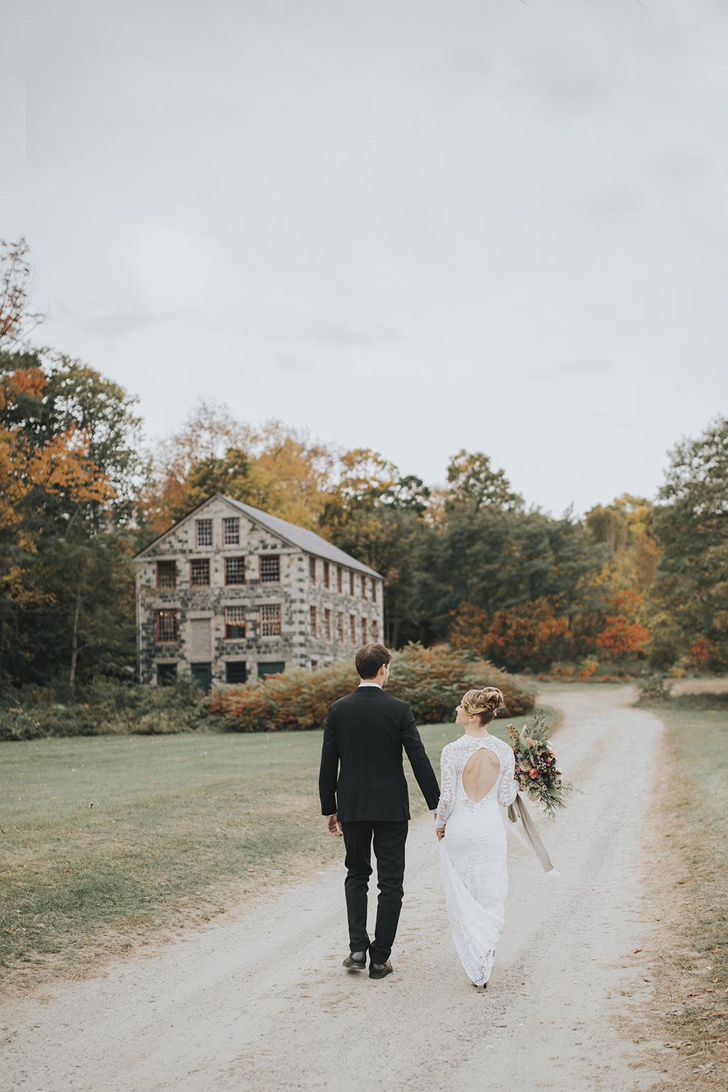 Enfield Shaker Museum weddings
