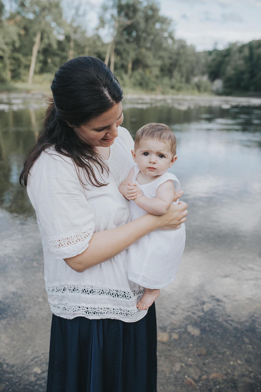 vermont-child-photographer / New England family photographer