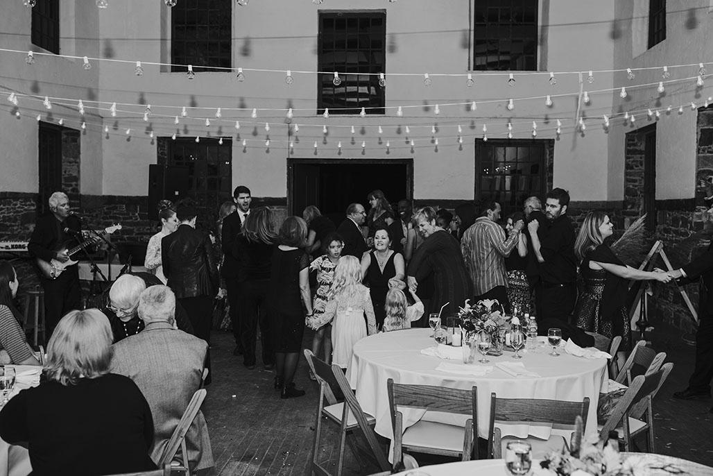 Enfield Shaker museum wedding