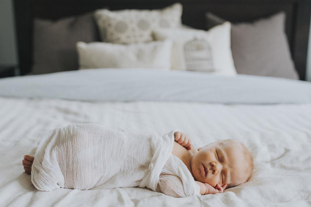 Hanover NH newborn session