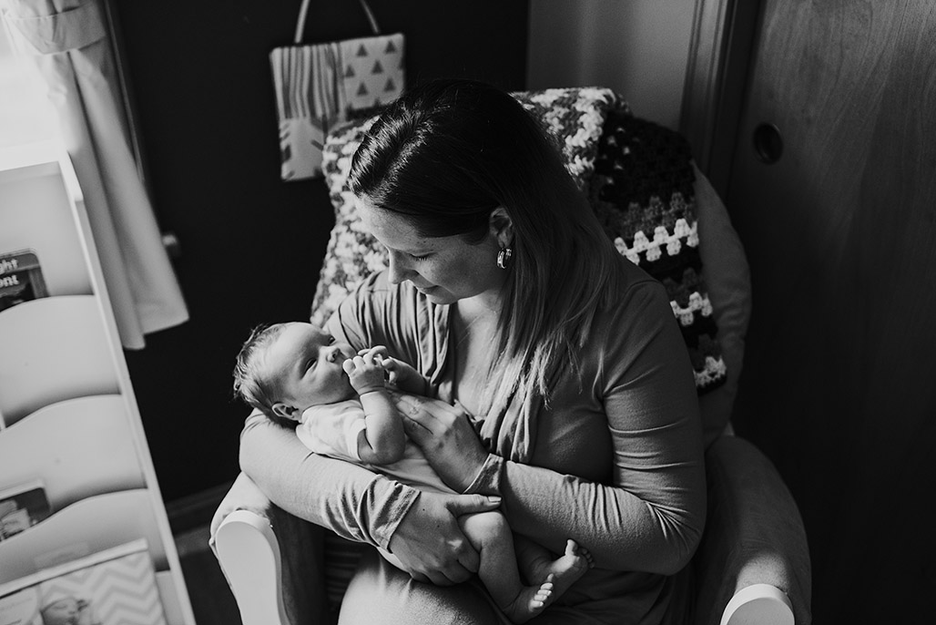 New Hampshire newborn and family photography