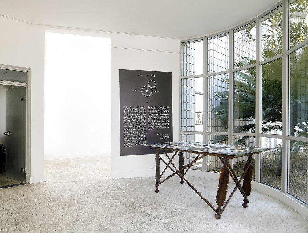 Un lieu de rencontre et d'échanges - Située à Douala, MAM est un espace qui a été conçu pour être une galerie d'art avec des hauteurs sous plafond de 6 mètres et une superficie 230 m2.MAM s'est constituée dans le dessein de prendre une part significative à la promotion des Arts plastiques et de la création contemporaine en Afrique.