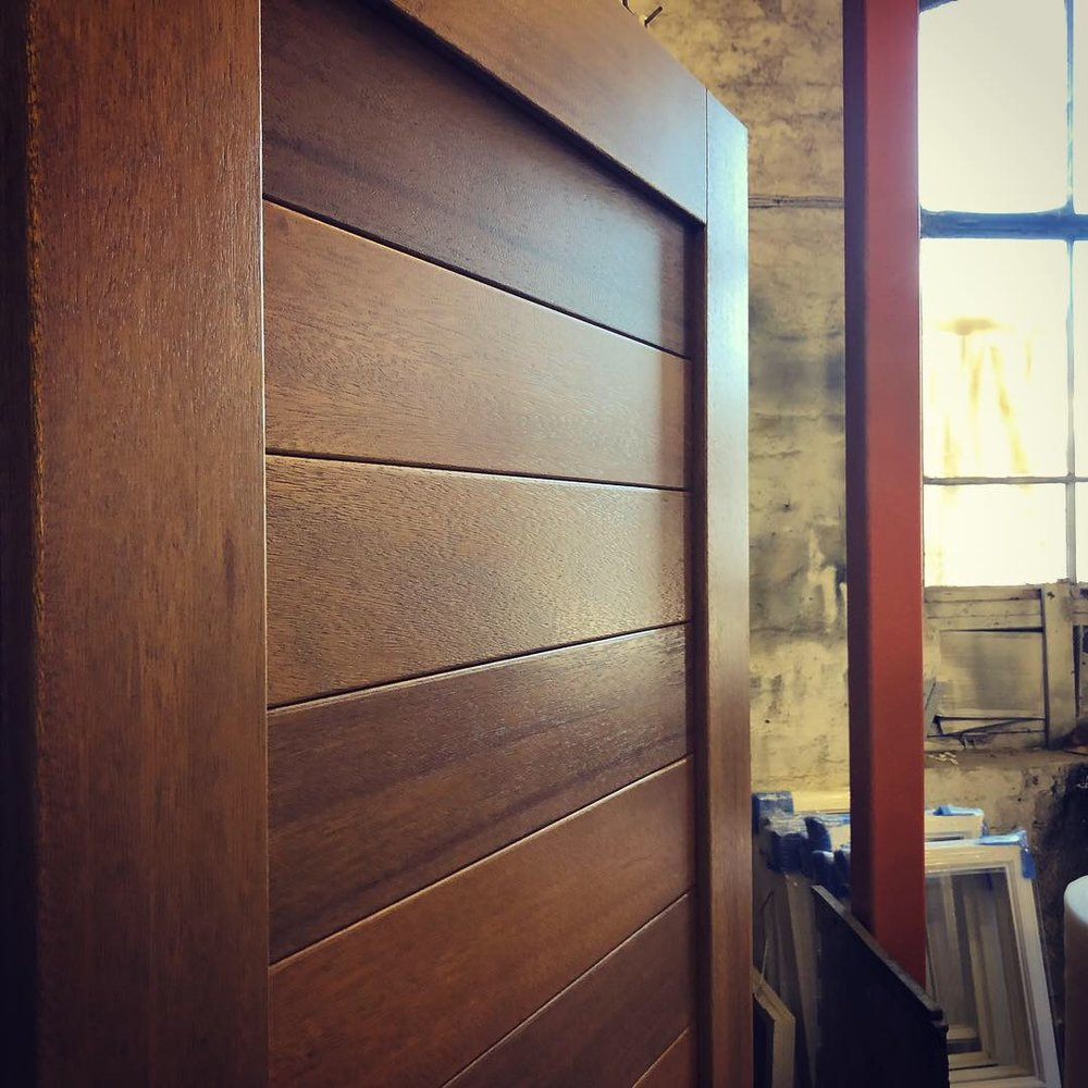 Beautiful wood coatings - Tactile and tough, we ensure the work feels as good as it looks.