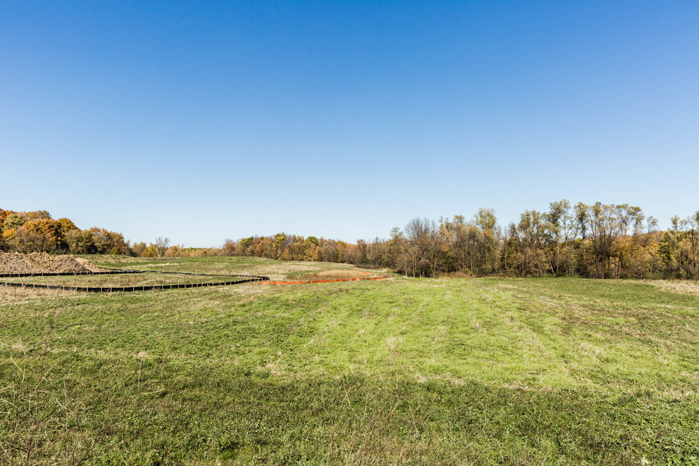 Lot 110 — View North