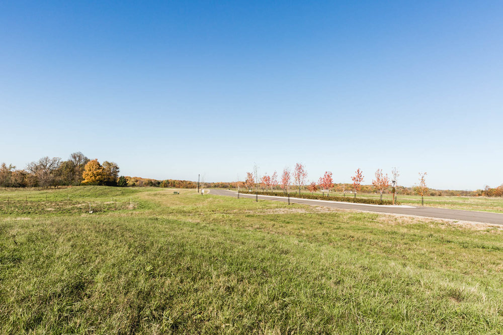 Lot 120 — View North