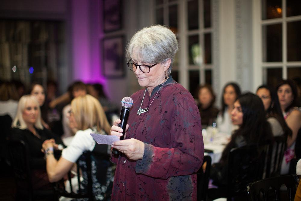 Cofounder Patsy Noah