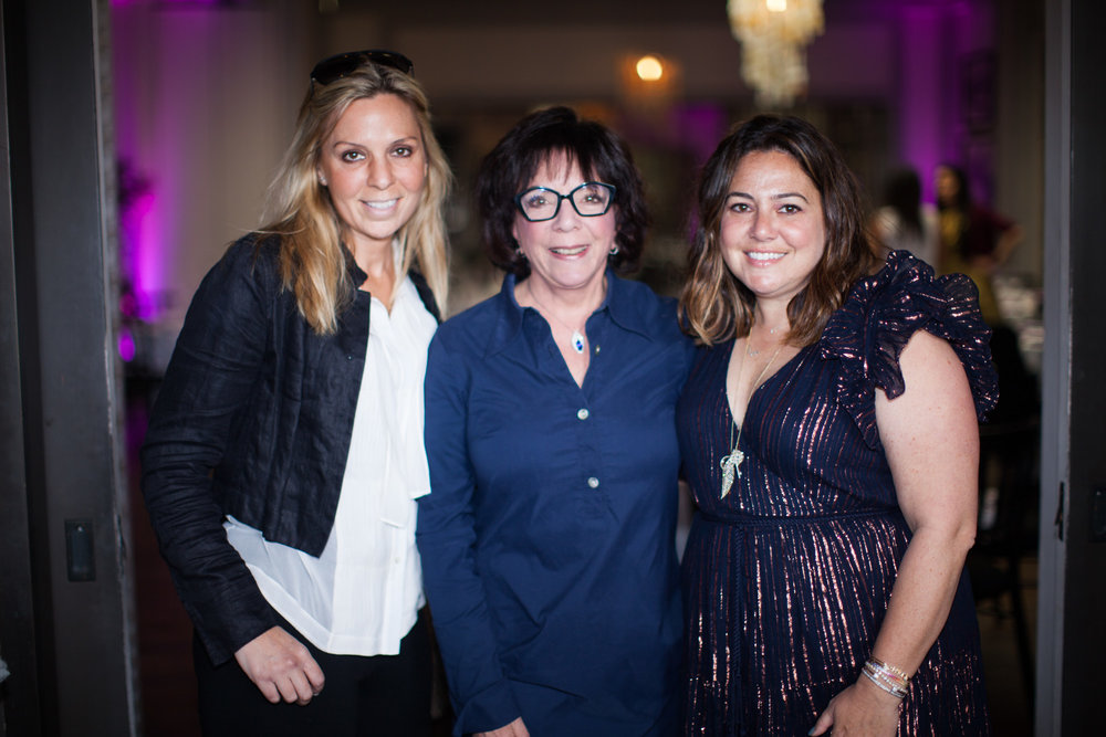 Shira Weiss, Carol Horvitz, and Dana Feldstein