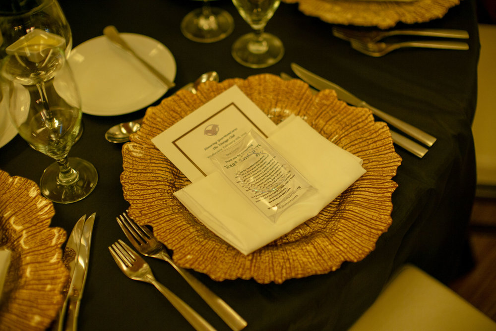 #ymc Dinner at The Vintage Club