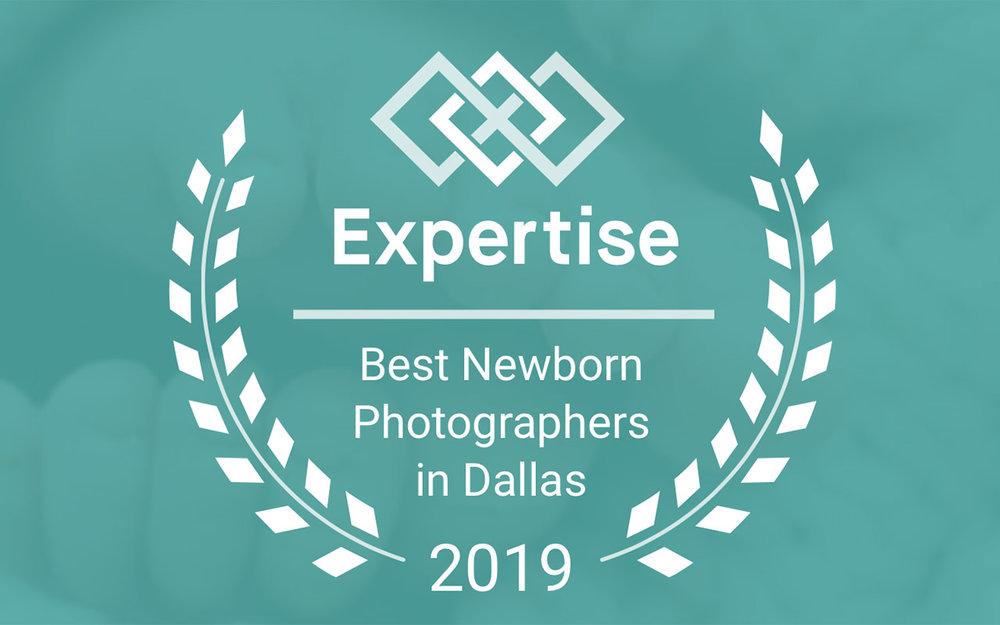 Best Newborn Photographer in Dallas 2019, 2018, 2017, 2016