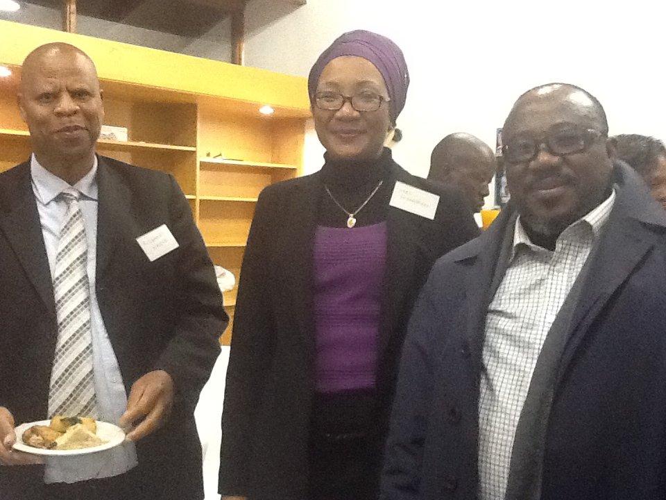 At Guinea Ambassador Residence.JPG