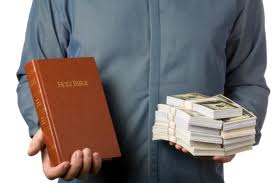 Pastor money