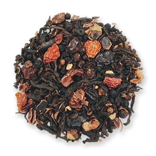 Black Wolf Loose Leaf Tea
