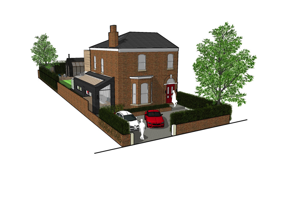 PLANNING approval GRANTED -
