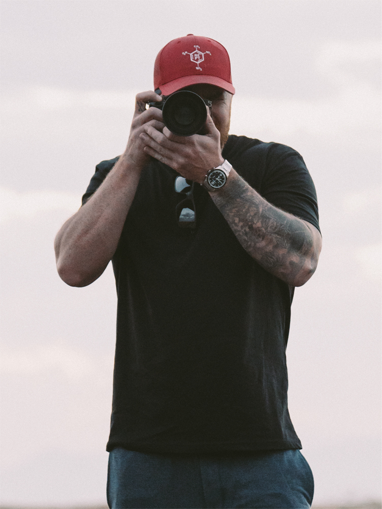 Luke - + U.S. Army Green Beret Veteran+ Founder of RE Factor Tactical/Clandestine Media Group+ Photographer, Videographer, Drone Pilot,+ SEO Specialist