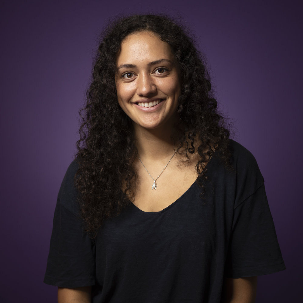 Rhegan Tu'akoi - Rhegan is a student and tutor at Waikato University where she is currently finishing her honors year. She completed degrees in English, Anthropology, and Commerce, and she hopes to continue pursuing a future in Academia.