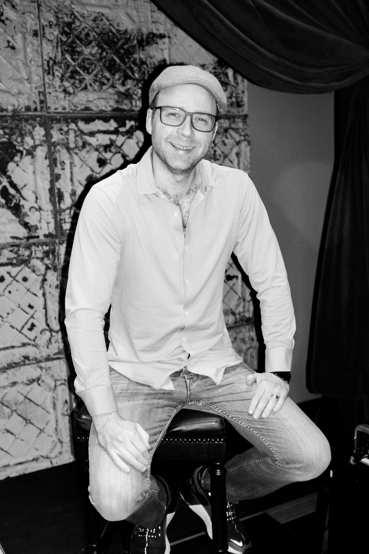 RYAN MARTIN  / Founder + Artistic Director