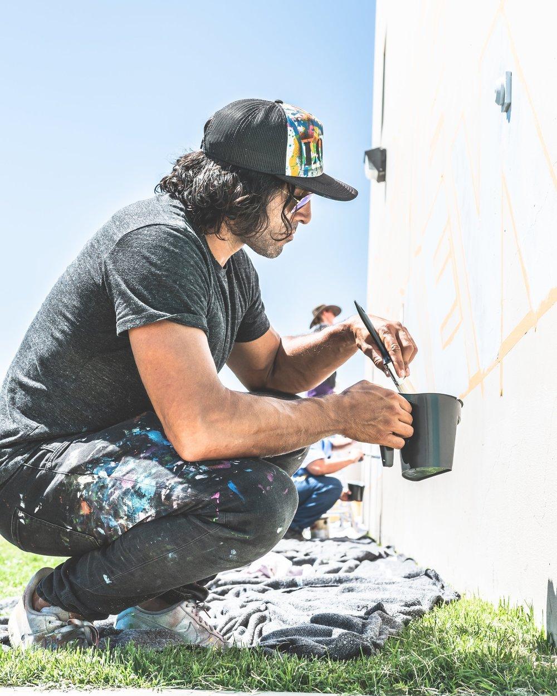 Ruben Rojas  Artist & Activist