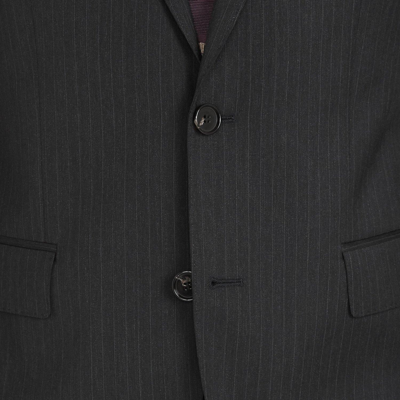 266e5f231 Hugo Boss James/Sharp Suit in Dark Grey — Ron Bennett Menswear