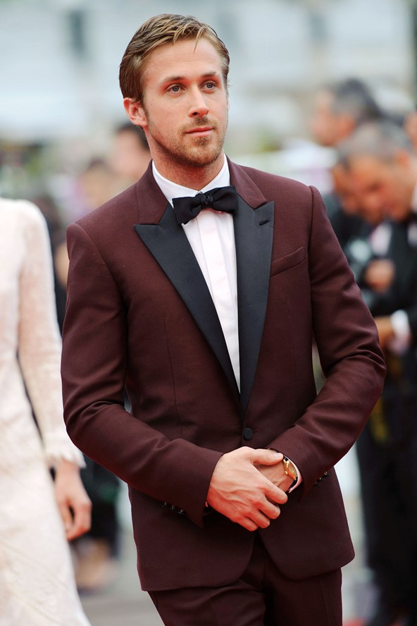 Ryan Gosling Tuxedo