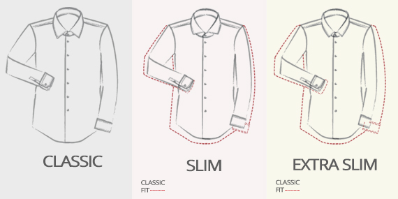 Shirt Fittings