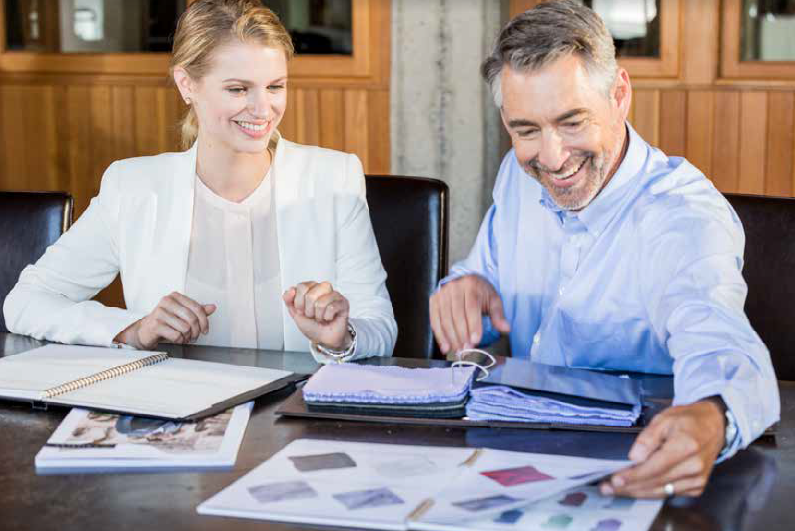 Custom Clothing for Professionals. - When it comes to professional workplace clothing, having business attire that's functional and fashionable will keep you people looking as your brand requires. We have over 1000 fabrics to choose for any office and workplace, so your people will look sharp with the latest designs and fashion. Choose from many style options, then customise to meet your unique business needs.