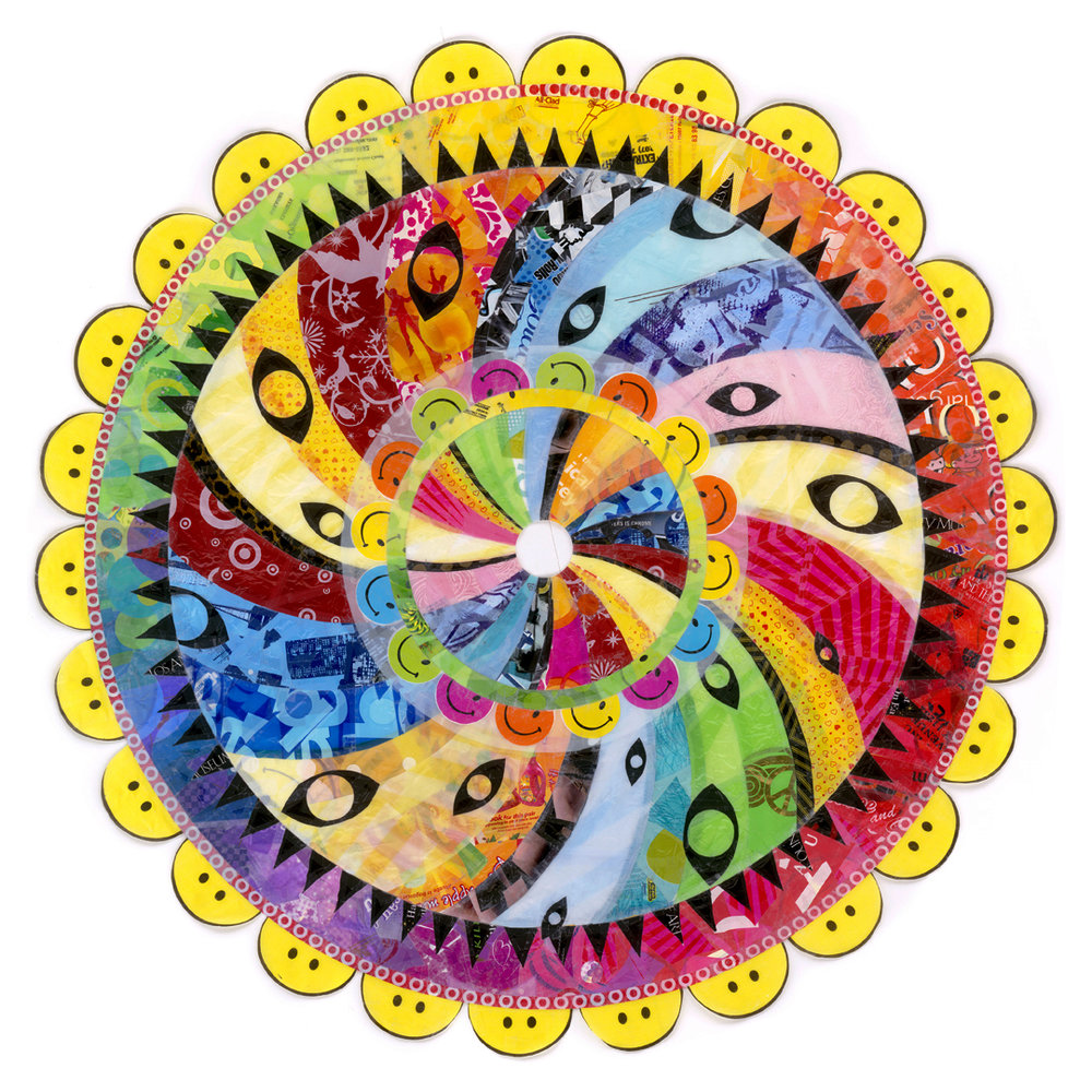 Happy Fun Mandala