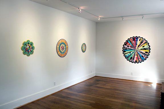 Front Gallery in Houston, Nov 10th thru Dec 22nd, 2013.