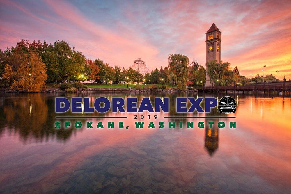 DeLorean Expo 2019