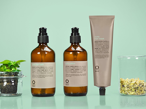 February 2019 - Introducing Oway - Organic Way. We are so excited to be Wellingtons first salon offering the stunning new haircare range from Oway. Your hair is about to start a new relationship...