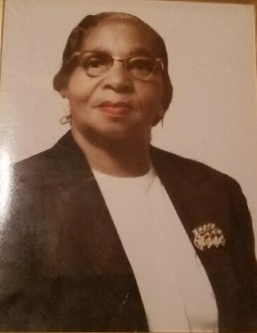 Jennifer's Grandmother, Queen Esther Riley
