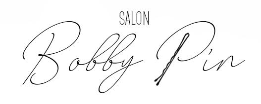 Salon Bobby Pin