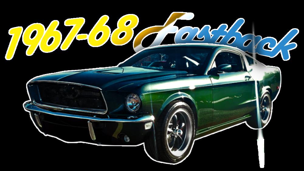 1967-68 Fastback