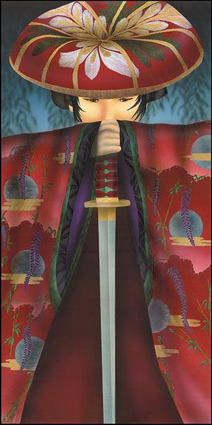Natsu: Listening For Balance  Kimono Seasons Collection