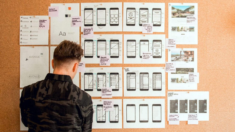 Create valuable experiences - UX design turns a standard interface into a focussed platform, driving users through their journeys and, ultimately, to your desired outcome – whether it be a purchase, enquiry or another call to action.The process usually manifests in clear, strategic wireframes and user flow diagrams that intelligently inform subsequent design work