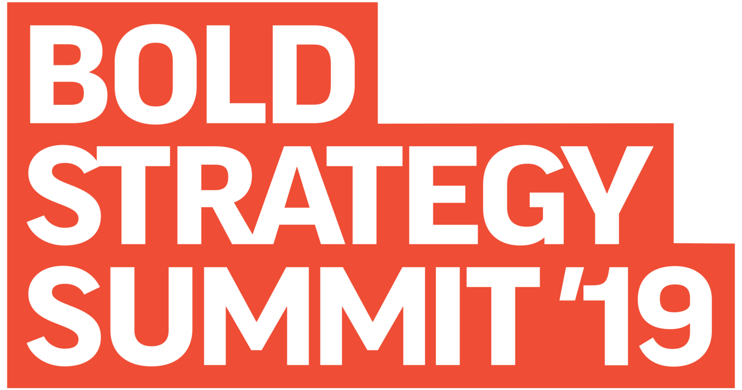 Bold Strategy Summit
