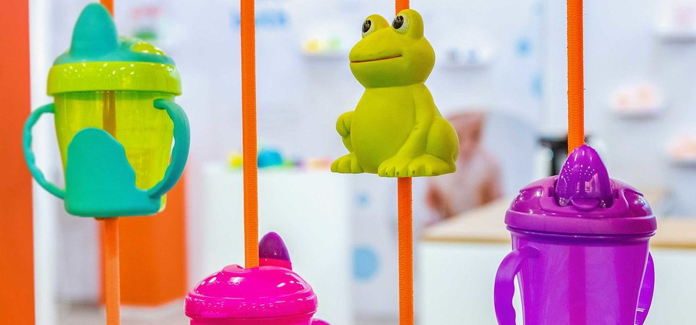 Vital Baby Booth Details Cups Toys