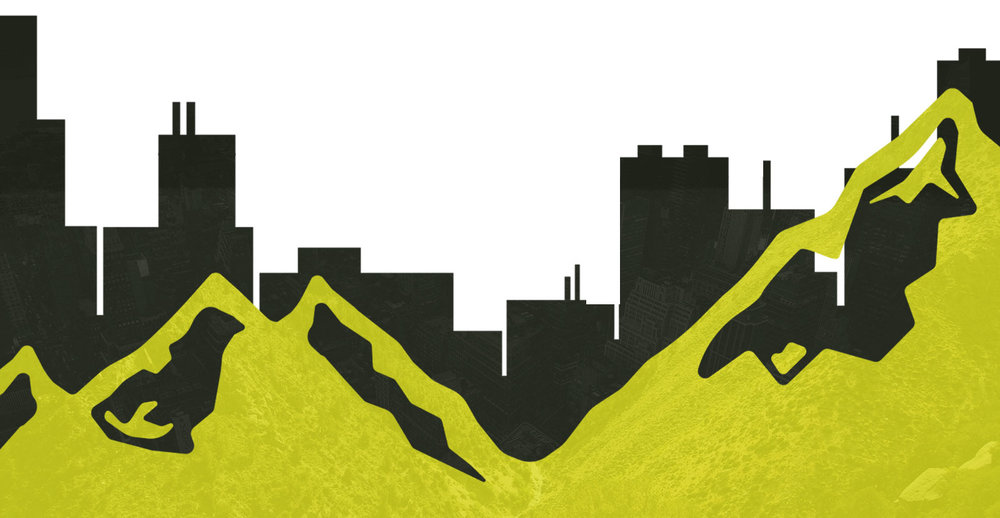 Nomad Branding Skyline Texture