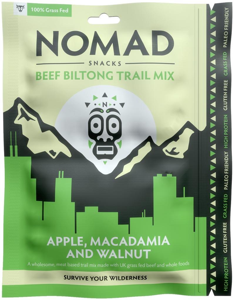 Nomad Branding Packaging Packet