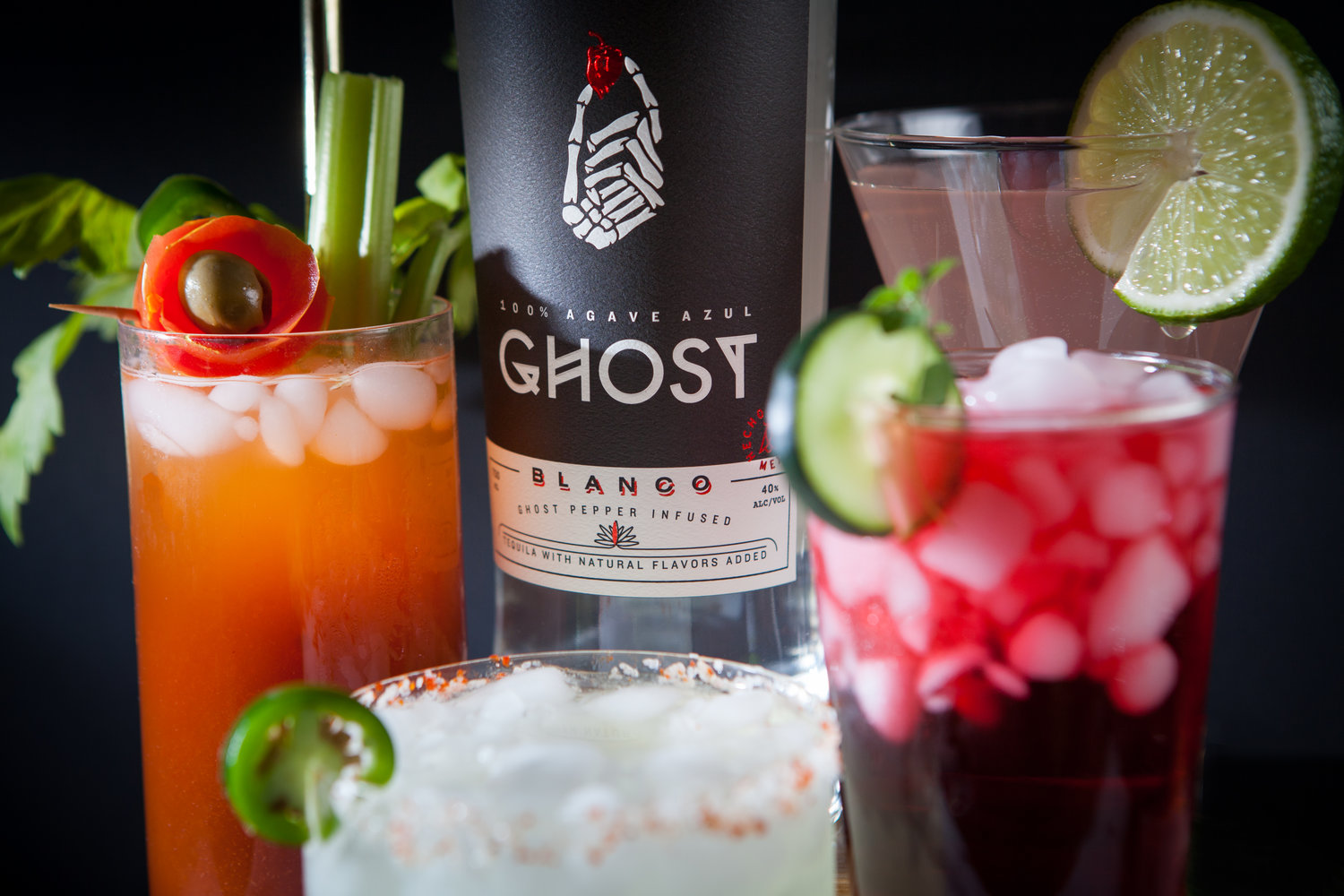 Find Ghost Nearby Ghost Tequila