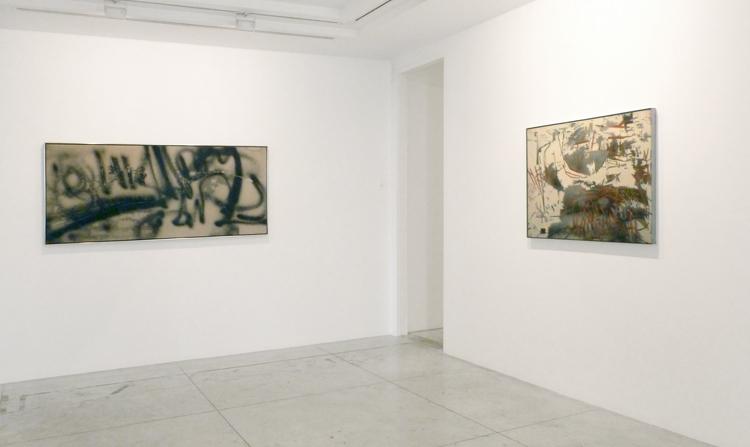 Bernard Childs: 1950s , Installation view at Jason McCoy Gallery, 2013.