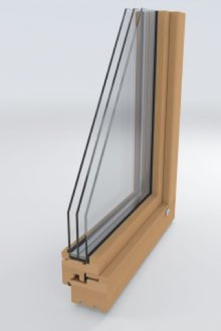 Wood Windows - Available in a variety of durable wood types: Oak, Alder, Pine, Larch, and Exotic wood.Unilux offers 20 transparent or semi-transparent finishes and 192 paint finishes from the RAL, DB and NCS palettes.