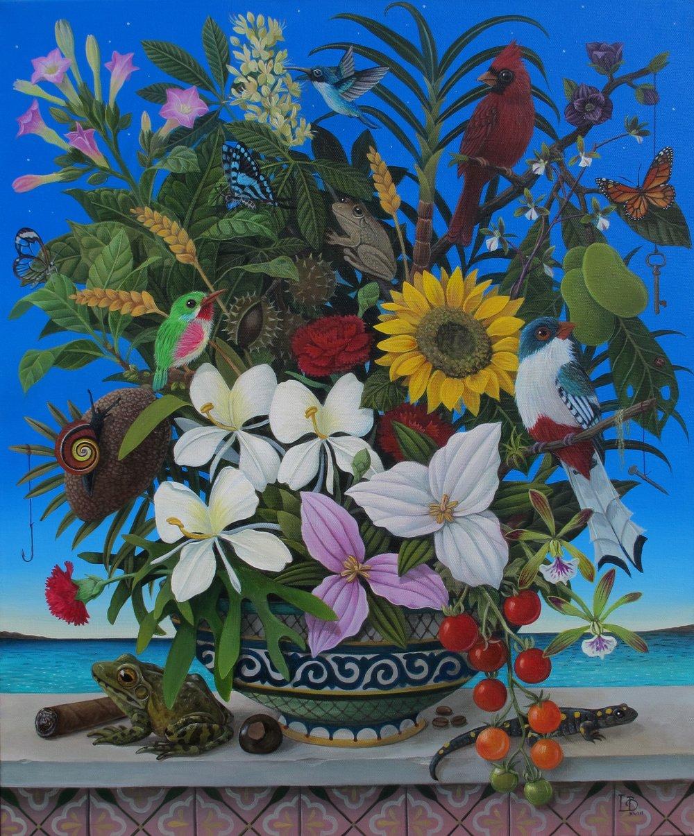 """Cuba Bouquet"""
