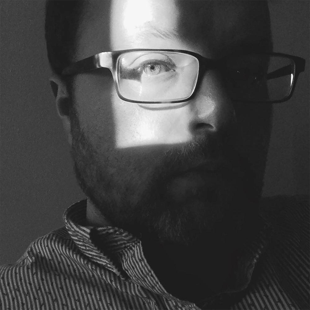 Christopher Burk - Headshot