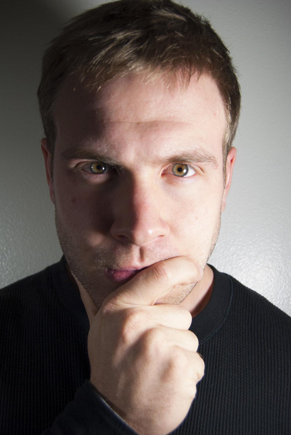 Mark Bush - Headshot