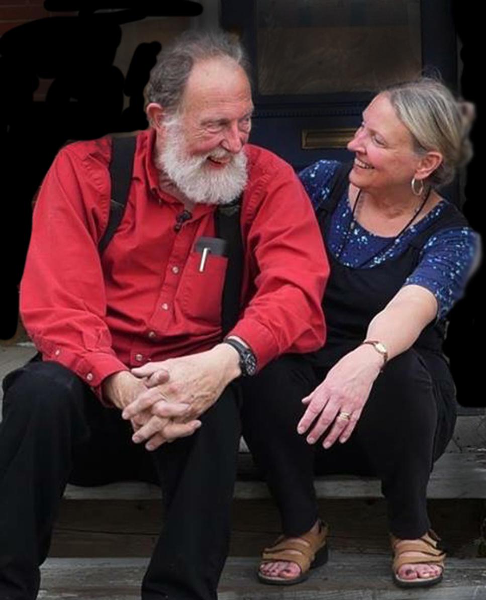 Michael and Kathleen Seiler - Headshot