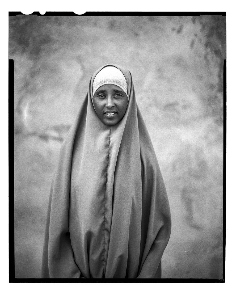 """""""Amira Omar, Somali Refugee"""""""