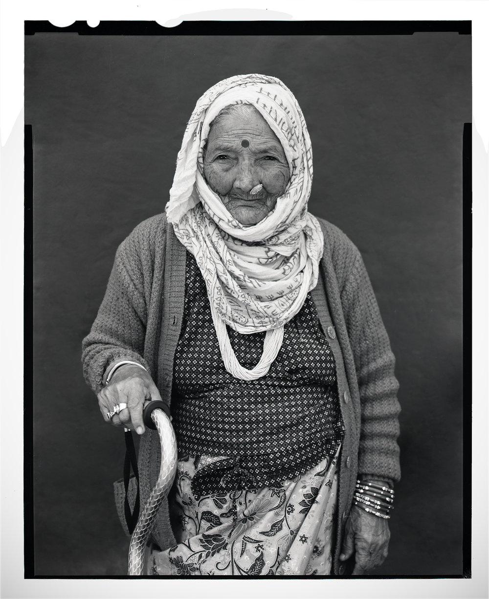 """""""Sabitra Adhikari, Bhutanese Refugee"""""""